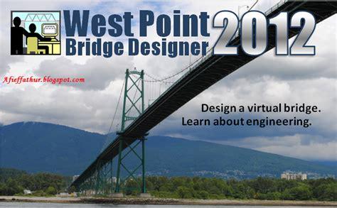 desain jembatan sederhana iseng iseng desain aplikasi desain jembatan