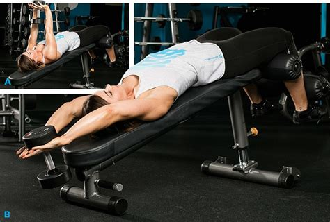 decline bench bodybuilding the 6 best lat exercises you re not doing