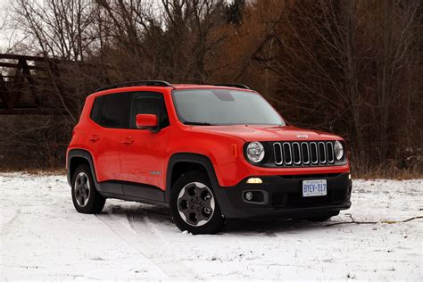 Comparison Review 2016 Honda Hr V Vs 2015 Jeep Renegade