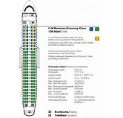 Lufthansa Seat Map  IflyBusiness