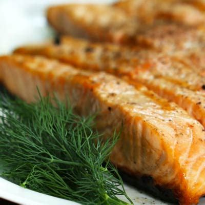 the easiest way to grill salmon food health com video