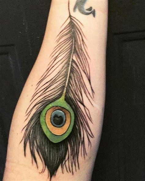 minimalist tattoo feather simple peacock tattoo www pixshark com images