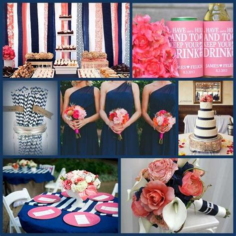 Best 25  Coral navy weddings ideas on Pinterest   Navy