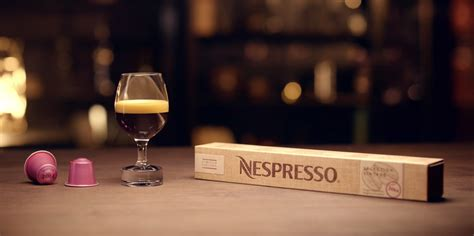 Matured to Perfection, Nespresso Introduces Its First Aged Coffee :: NoGarlicNoOnions