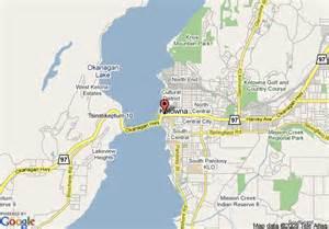 kelowna bc map columbia