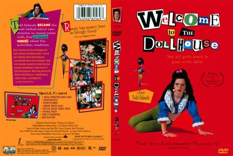 a doll house movie welcome to the dollhouse movie dvd scanned covers 280welcome dollhouse scan hires