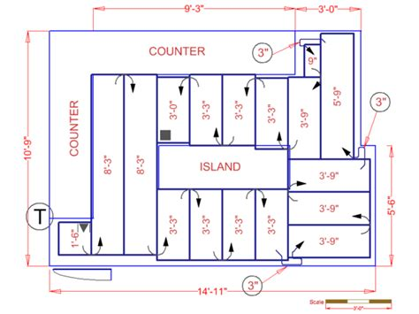 Average Kitchen Size | kitchen construction cost calculator estimate the cost of