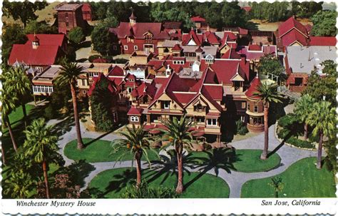 The Winchester Mystery House Altered Dimensions Paranormal