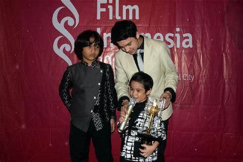 pemeran film nabi muhammad muhammad adhiyat di pengabdi setan raih pemain anak