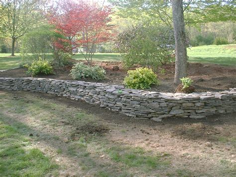 retaining wall flower bed natural rock retaining wall and flower beds salem nh