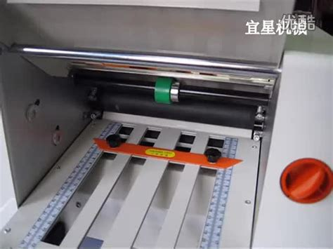 Paper Bag Folding Machine - paper bag folding gluing machine ze 8b 4 for leaflet buy
