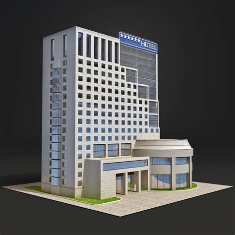 ds max hangzhou capital star hotel