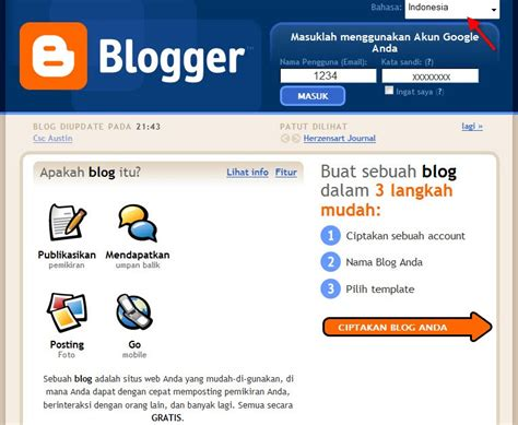 Bagaimana Membuat Blog | asuhan keperawatan bagaimana cara buat blog