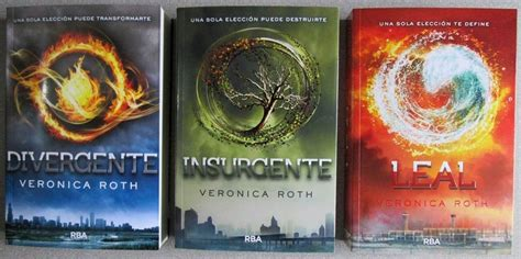 libro divergente divergent trilogy trilog 237 a divergente insurgente leal 3 tomos mercadolibros2008