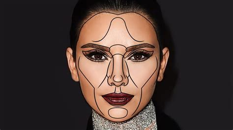 Is Kim Kardashian Perfect Youtube Photoshop Surgeon Template