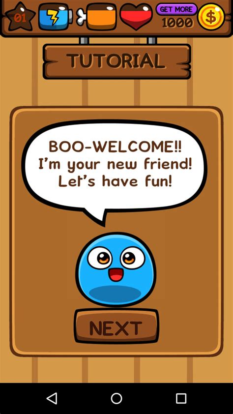 boo  virtual pet game games  android