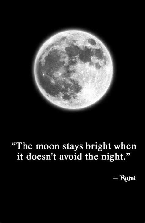moon quotes rumi moon quotes quotesgram