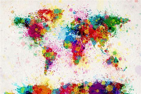 imagenes abstractas muy coloridas im 225 genes arte pinturas incre 237 bles pinturas modernas con