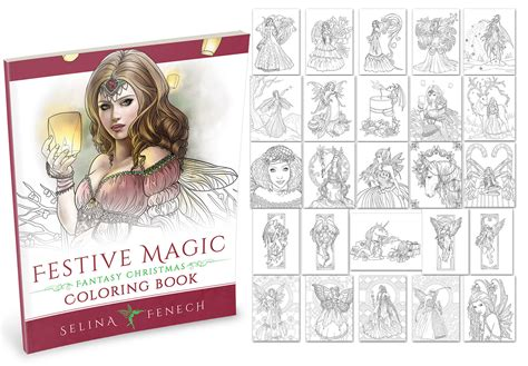 christmas magic painting book 81 christmas magic coloring book other products you may like coloring books dollar