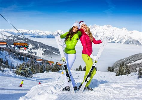 hauser kaibling skipass skifahren im skigebiet hauser kaibling ski amad 233