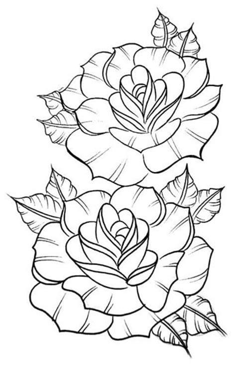 imagenes para dibujar y bordar bellos y sencillos dibujos de flores para bordar tejidos