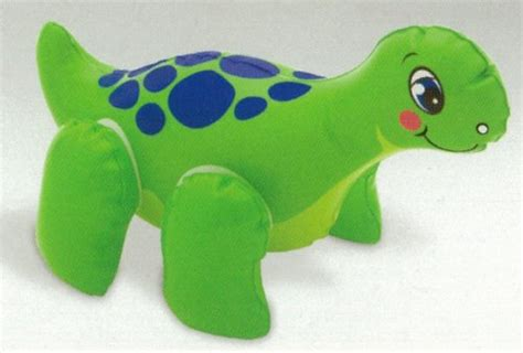 Intex Puff And Play Baby Turtle intex puff n play water toys assorted buy in
