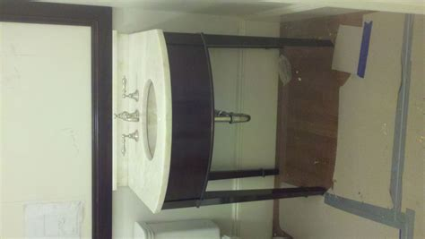 Bow Front Bathroom Vanity by Made Bow Front Sink Vanities By Messier