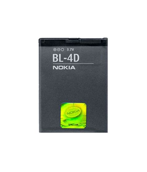 Nohon Battery For Nokia Bl 4d nokia bl 4d battery batteries at low prices snapdeal india