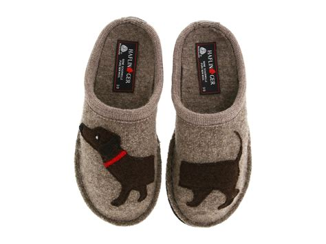 dog house shoes haflinger doggy slipper at zappos com