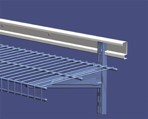 Where To Buy Closetmaid Products 2824 61cm 24 Quot Hang Track