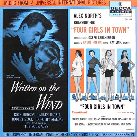 women in this town four girls in town soundtrack details soundtrackcollector com