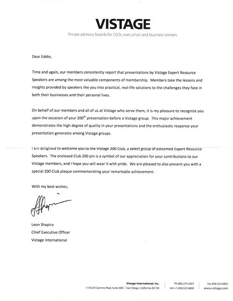 Bank Letter Template For Tier 1 Entrepreneur Ppi Marketing Experience It