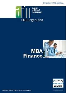 Mit Mba Finance Track by Mba Finance Elc E Learning Consulting In Kooperation Mit