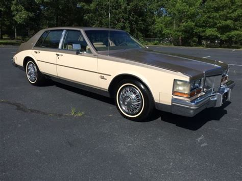 1980 cadillac seville base sedan 4 door classic cadillac
