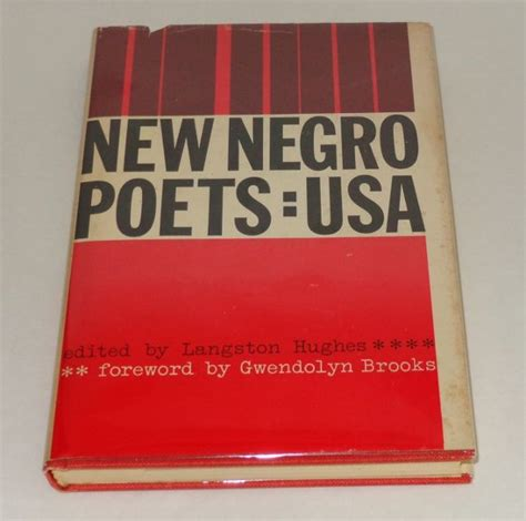 indiana s best emerging poets an anthology books new negro poets usa by foreword by gwendolyn