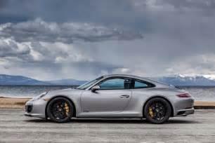 Porsche 911 Gt 2018 Porsche 911 Gts Review Tinadh