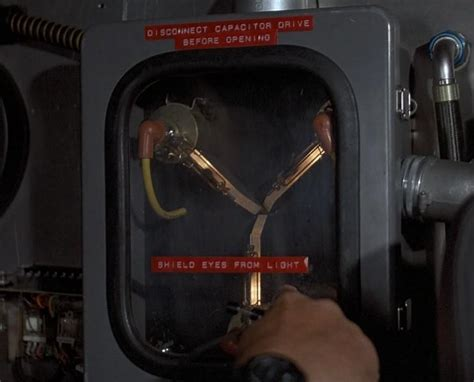 flux capacitor explained go back to the future with this 3d printed flux capacitor 3dprint the voice of 3d