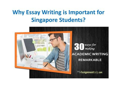 Why Writing Is Important Essay by Ppt Custom Essay Help Service In Singapore From Myassignmenthelp Experts Powerpoint