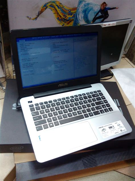 Laptop Asus I3 November notebook asus i3 harga rp 5 200 000 it solution