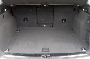 Cargo Capacity Audi Q5 2014 Audi Q5 Tdi Rear Interior Cargo Space Photo 11