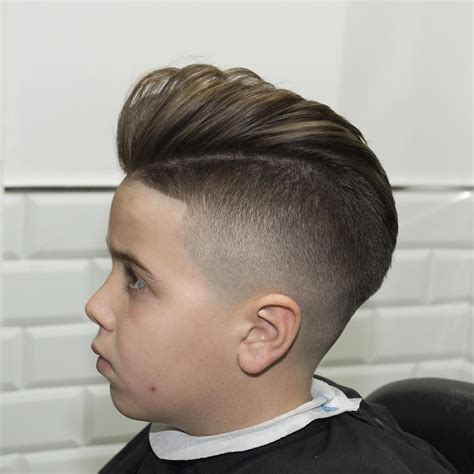 31 Cool Hairstyles for Boys   Men's Hairstyle Trends