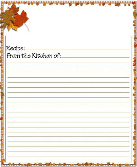 fall recipe cards templates 1403 best recipe cards frames background paper images