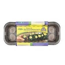 Jiffy Windowsill Greenhouse by Jiffy 12 Cell Peat Pellet Windowsill Greenhouse Kit