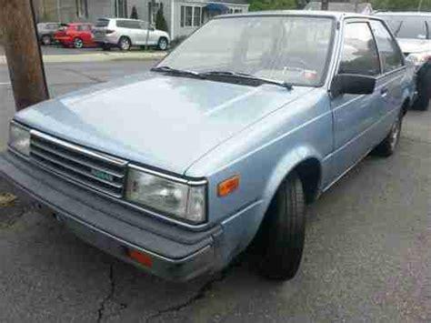 L Nissan B11 1984 1985 Lh find used 1985 nissan sentra base sedan 2 door 1 6l in ellenville ny united states