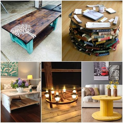 things to put in a living room 10 things to rethink as a coffee table for your living room