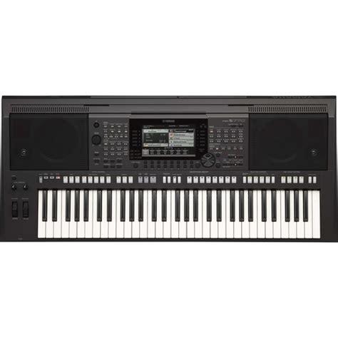 Keyboard Yamaha S770 yamaha psr s770 arranger workstation value bundle b h photo