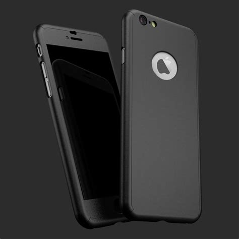 Iphone 7 Plus 360 Gkk Protection Cover Hardcase 360 176 luxury hybrid cover tempered