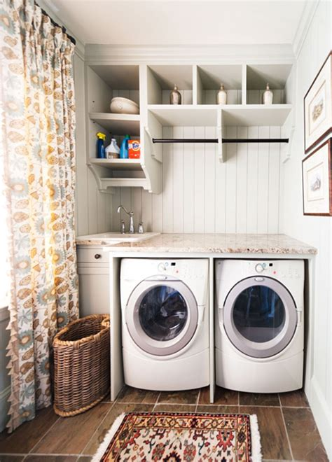 Laundry Rooms 15 Tips To Creating A Laundry Room That S Both Charming
