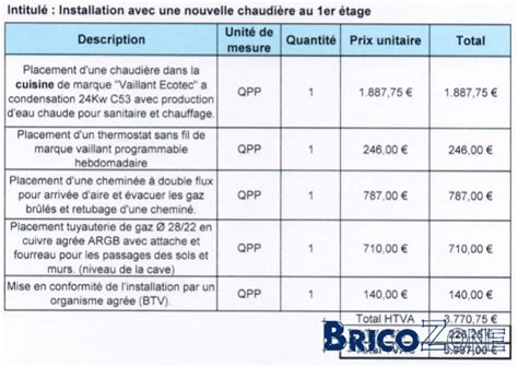 Exemple Devis Construction Maison 3767 by Exemple Devis Maison Exle Devis Sur Tableau De