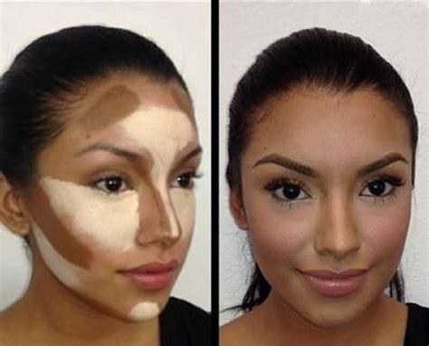 Contour Makeup contouring your